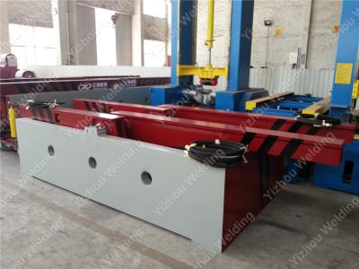 180° beam overturning machine