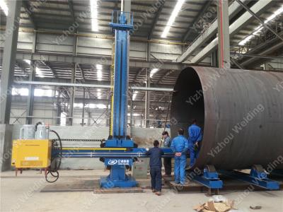 Heavy duty welding manipulator