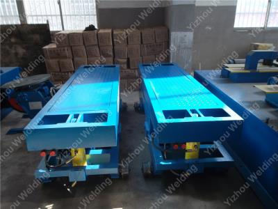 Beam conveying machine